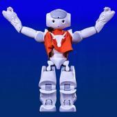Longhorn robot.