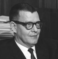 Portrait of Harry Ransom