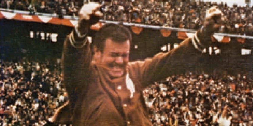 Coach Darrell Royal